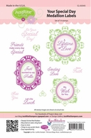JustRite Cling Stamps