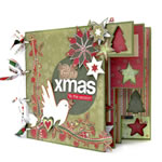 Kaisercraft Christmas Scrapbooking