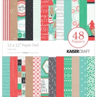 Kaisercraft Holly Jolly Collection