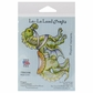 La-La Land Cling Mount Rubber Stamp - Dragon