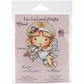 La-La Land Cling Mount Rubber Stamp - Cupid Marci