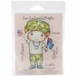 La-La Land Cling Mount Rubber Stamp - Digger Luka