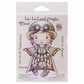 La-La Land Cling Mount Rubber Stamp - Steampunk Marci