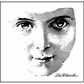 """LaBlanche Silicone Stamp 2.5""""x2.5"""" - Friendly Face"""