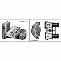 LaBlanche Silicone Stamps - Collectables