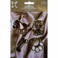 Lin & Lene Cut & Emboss Die - Dogs, Bone, Pawprint