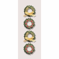 Little B Mini Stickers - Boxwood Wreathes