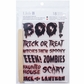 Little B Rub-Ons - Boo Halloween Phrases