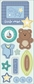 Little Cutie Chipboard Stickers - Mommy's Little Boy