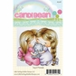 Little Darlings Candibean Rubber Stamp - Izzy's Friends
