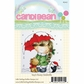 Little Darlings Candibean Rubber Stamp - Izzy's Snowy Umbrella