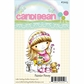 Little Darlings Candibean Rubber Stamp - Painter Penny