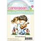 Little Darlings Candibean Rubber Stamp - Serenade Moments