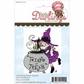 Little Darlings Unmounted Rubber Stamp - Tricks or Treats