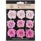 "London Paper Flowers 1.5"" - Royal"