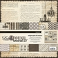"Lost & Found Record It! Paper & Accessories Kit 12""x12"" - Antique"