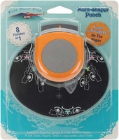 Magnetic Multi-Shaper Punch - Flower Garden
