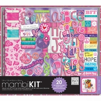 MAMBI Album and Page Kits