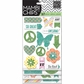 Mambi Chipboard Stickers - You Are Awesome
