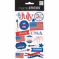 Mambi Minis Stickers - 4th of July