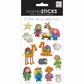 Mambi Minis Stickers - Nativity