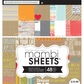 "MAMBI Paper Pad 12""x12"" - Inspiration Quotes"