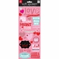 MAMBI Specialty Stickers - Love Forever and Ever