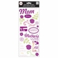 MAMBI Specialty Stickers - Mom W/Foil
