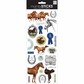 mambiSTICKS Stickers - Champion Horses
