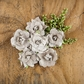 "Manhattan Paper Flowers 2"" - Empire"