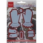 "Marianne Design Creatables Dies - Tiny's Gloves 1.5""x2.5"""