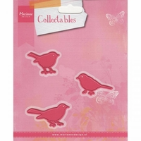 Marianne Designs Collectables Dies - Birds