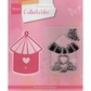 Marianne Designs Collectables Dies w/Stamps - Birdhouse/Bird, Butterfly