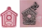 Marianne Designs Collectables Dies w/Stamps - Birdhouse/Home