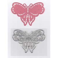 Marianne Designs Collectables Dies w/Stamps - Tiny's Butterfly 2