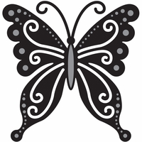 Marianne Designs Craftables Die - Butterfly
