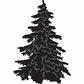 Marianne Designs Craftables Die - Pine Tree