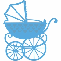 Marianne Designs Creatables Die - Baby Carriage