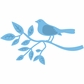 Marianne Designs Creatables Die - Bird On Branch