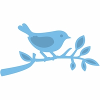Marianne Designs Creatables Die - Bird W/Small Branch