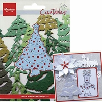 Marianne Designs Creatables Die - Christmas Tree 3