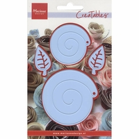 Marianne Designs Creatables Die - Flower Buds & Leaves