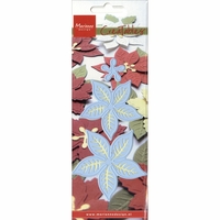 Marianne Designs Creatables Die - Poinsettia With Veins