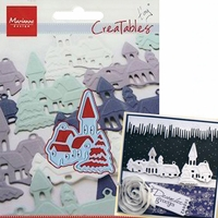 Marianne Designs Creatables Die - Village 1