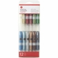 Martha Stewart Christmas Glitter Glue Set
