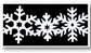 Martha Stewart Double Edge Punch - Snowflake Trim