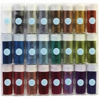 Martha Stewart Essentials Glitter Set