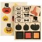 Martha Stewart Halloween Mounted Stamp Set - Animal Masquerade