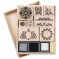 Martha Stewart Mounted Stamp Set - Flourish