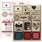 Martha Stewart Valentine Stamp Set - Love Notes